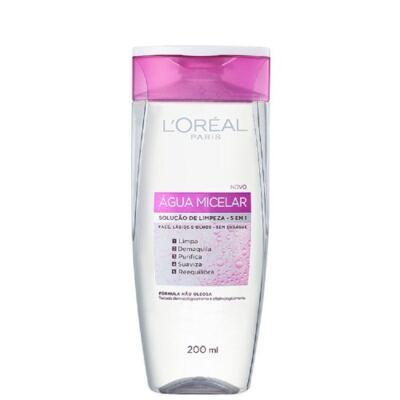 Imagem 5 do produto Kit L'Oréal Água Micelar 200ml + Creme Antissinais Idade Expert 35+ 40ml