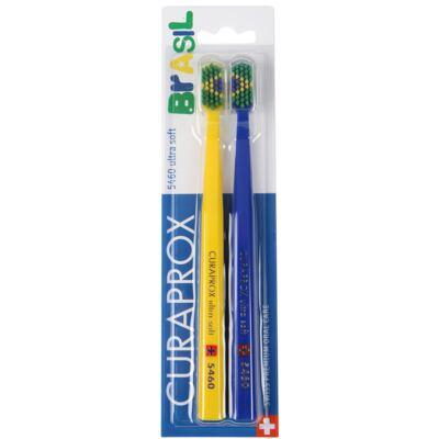 Imagem 1 do produto Escova Dental Curaprox Ultra Soft 2 Unidades