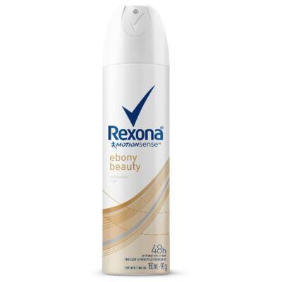 Imagem 2 do produto Kit Desodorante Aerosol Rexona Feminino Ebony Beauty 90g 3 Unidades