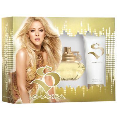 Imagem 1 do produto Kit S By Shakira Eau De Toilette - 80 ml + Body Lotion 100 ml