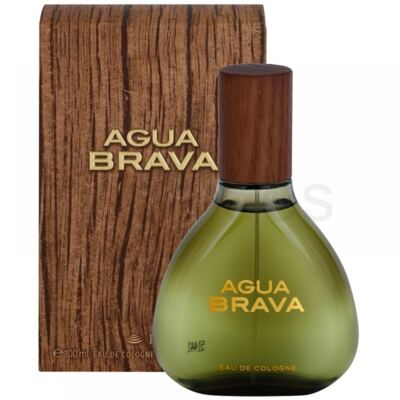 Agua Brava De Antonio Puig Eau De Cologne Masculino - 500 ml