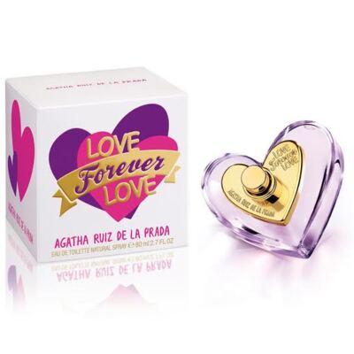 Imagem 1 do produto Love Forever Love Agatha Ruiz De La Prada Eau De Toilette Feminino - 30 ml