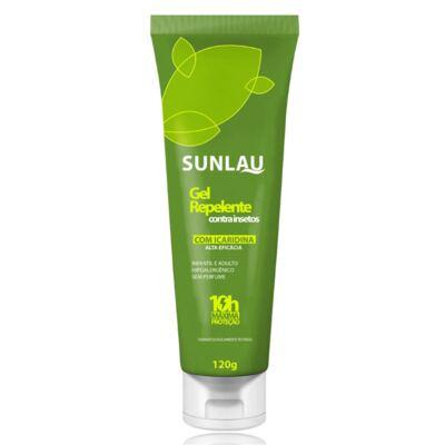 Imagem 1 do produto Repelente Sunlau com Icaridina Gel 120g