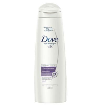 Imagem 2 do produto Kit Dove Pós Progressiva Shampoo 400ml + Condicionador 400ml + Creme De Tratamento 350g