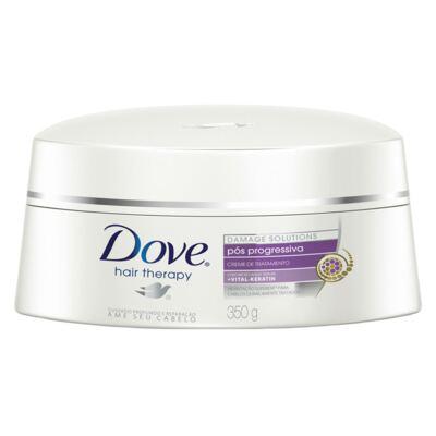 Imagem 4 do produto Kit Dove Pós Progressiva Shampoo 400ml + Condicionador 400ml + Creme De Tratamento 350g