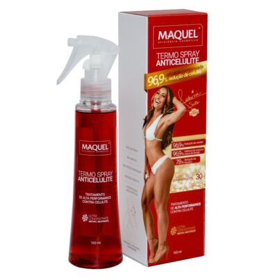 Termo Spray Anticelulite Maquel 150ml