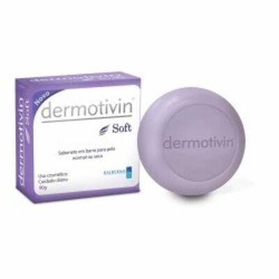 Imagem 1 do produto Sabonete Dermotivin Soft 90g