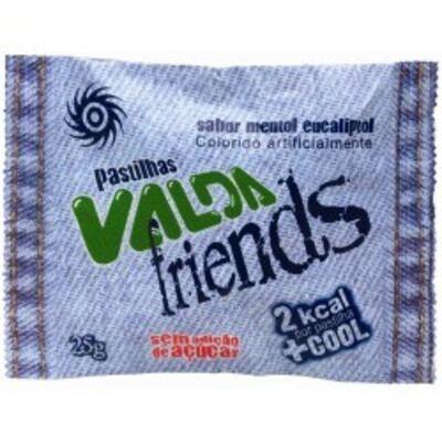 Imagem 1 do produto Pastilha Valda Friends 25g