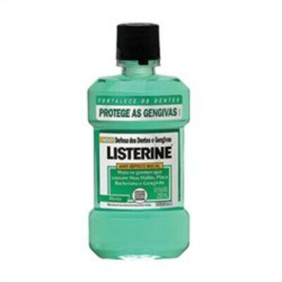 Imagem 1 do produto Antisséptico Bucal Listerine Defense 250ml