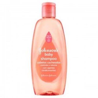 Imagem 1 do produto Shampoo Johnson´s Baby Cabelos Cacheados 200ml