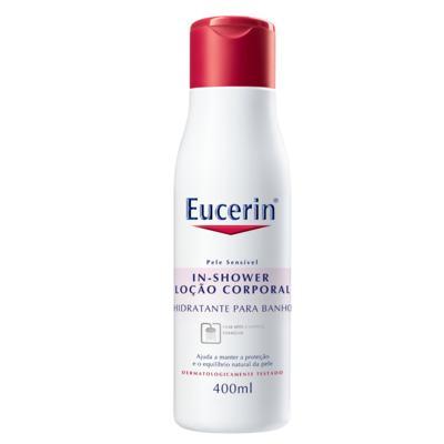 Loção Corporal Euceerin In Shower Hidratante Banho 400ml