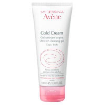 Gel de Limpeza Avène Cold Cream 100ml