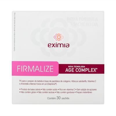 Imagem 1 do produto Eximia Firmalize Age Comprimidoslex Farmoquímica 13g 30 Sachês