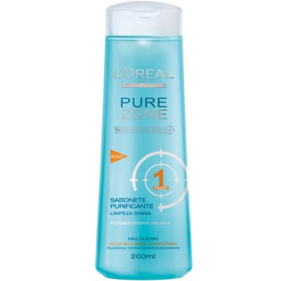 Pure Zone 1 Gel Limpeza 200g
