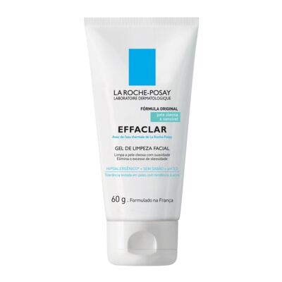 Gel de Limpeza Facial La Roche-Posay Effaclar 60g