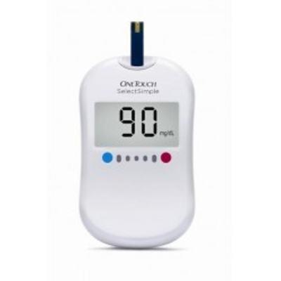Kit Medidor de Glicose OneTouch Select Simple - Johnson´s