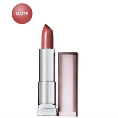 Imagem 1 do produto Batom Maybelline Matte Color Sensational Não Vivo Sem! 407