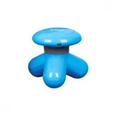 Imagem 1 do produto Mini Massageador Techline MS-1000 Azul