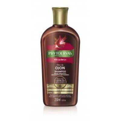 Shampoo Phytoervas pós-química 250ml