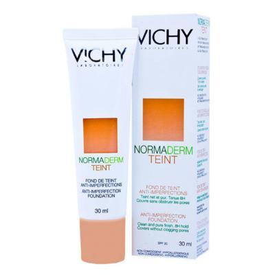 Base Vichy Normaderm Teint Fps 35 30ml
