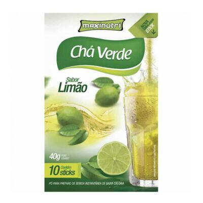 Imagem 1 do produto Chá Verde Tisana Maxinutri Limão 40g