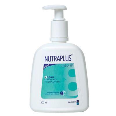 Imagem 1 do produto Nutraplus Uréia 8% - Creme Hidratante Corporal - 300ml