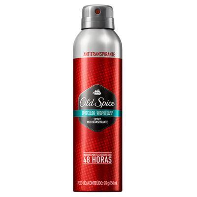 Aero Pure Sport Old Spice - Desodorante - 93g
