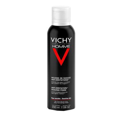Imagem 2 do produto Mousse à Raser Vichy - Mousse de Barbear para Peles Sensíveis - 200ml