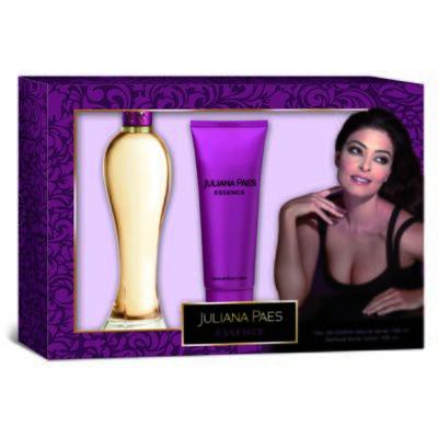 Imagem 1 do produto Juliana Paes Essence Juliana Paes - Feminino - Eau de Toilette - Perfume + Loção Corporal - Kit