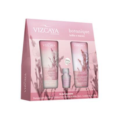 Imagem 1 do produto Kit Vizcaya Botanique Brilho e Maciez - Kit