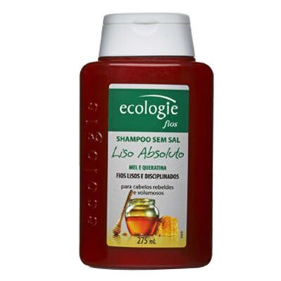 Imagem 1 do produto Ecologie Fios Absoluto  - Shampoo Disciplinador - 275ml