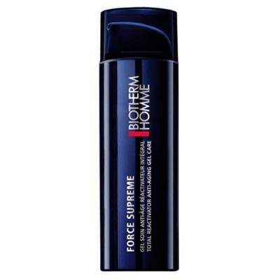 Imagem 1 do produto Rejuvenescedor Facial Biotherm Homme Force Supreme Gel - 50ml