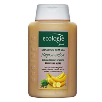 Imagem 1 do produto Ecologie Fios Reparador  - Shampoo Reconstrutor - 275ml