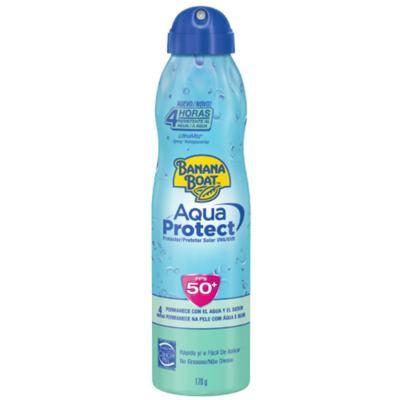 Imagem 1 do produto Protetor Solar Banana Boat Aqua Protect FPS 50 - 170g