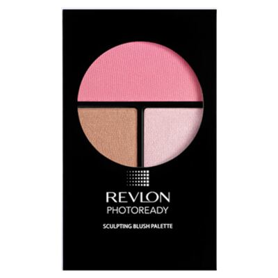 Photoready Sculpting Blush Palette Revlon - Blush - Berry