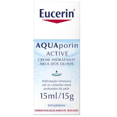 Imagem 4 do produto Eucerin Creme para os Olhos Aquaporin Active 15ml