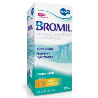 Bromil Adulto 150ml Expectorante