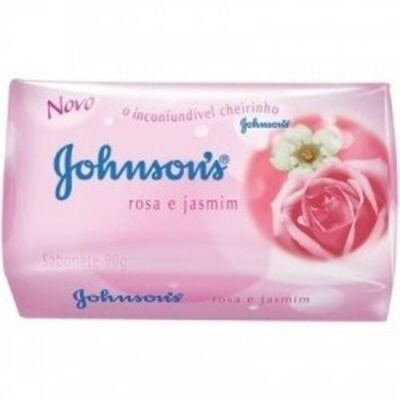 Sabonete Johnson´s Imagine Rosa e Sandalo 90g