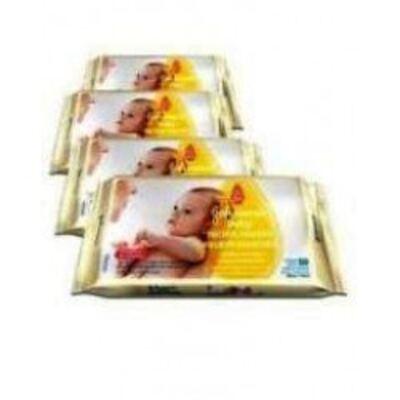 Lenço Umedecido Johnson´s Baby Recém-nascidos 48 Unidades