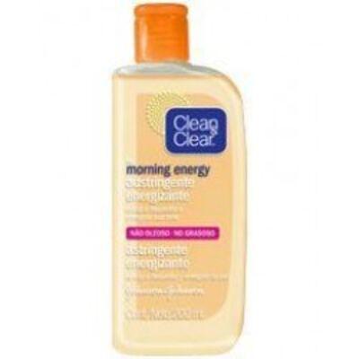 Imagem 1 do produto Adstringente Johnson´s Clean & Clear Morning Energy 200ml