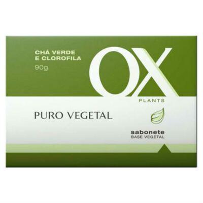 Imagem 1 do produto OX Plants Sabonete Chá Verde Camomila 97g