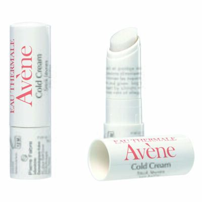 Kit Avene Cold Cream Labial Stick 2 Unidades