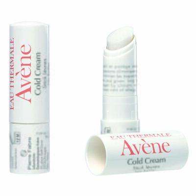 Imagem 2 do produto Kit Avene Cold Cream Labial Stick 2 Unidades