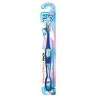Escova Dental Johnson´s Reach Agente Cool Blue 30 Pequena