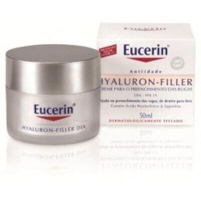 Imagem 1 do produto Eucerin Hyaluron Filler Creme Facial Dia Anti-idade 50g