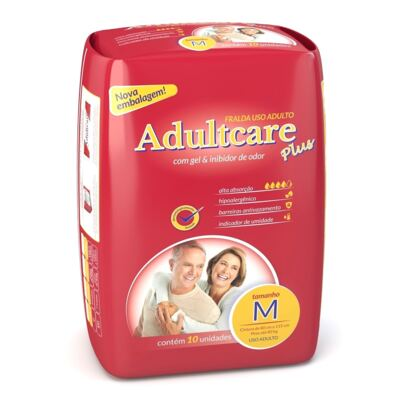 Imagem 1 do produto FR.GE.ADULTCARE 10M(1) INCOFRAL