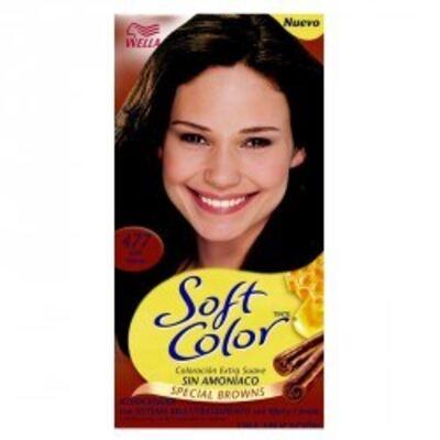 Imagem 1 do produto Tintura Soft Color 477 Café Intenso
