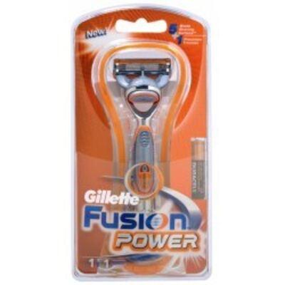 Imagem 1 do produto Aparelho de Barbear Gillette Fusion Power - 1 unidade