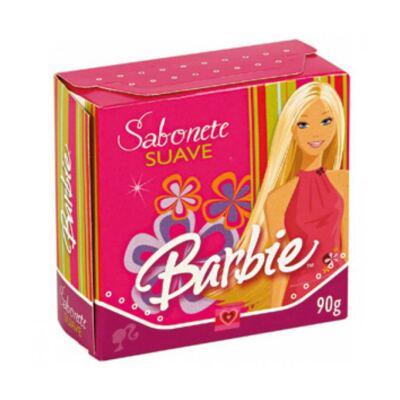 Barbie Sabonete Infantil Biotropic Suave 90g