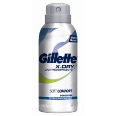Desodorante Spray Gillette Masculino Soft Comfort 150ml